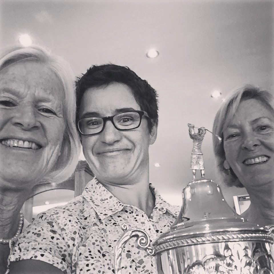 Winners at Chobham Open
