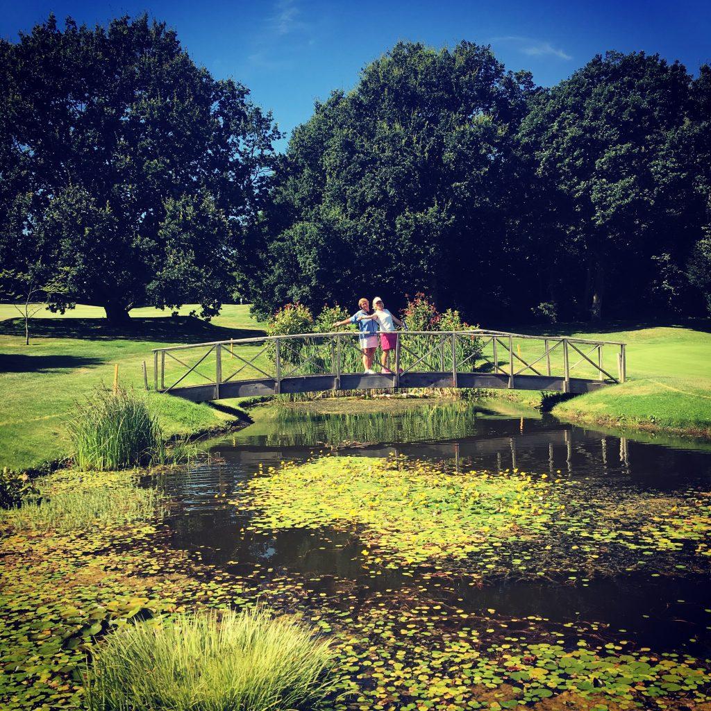 Ladies at the Sundridge Park Open