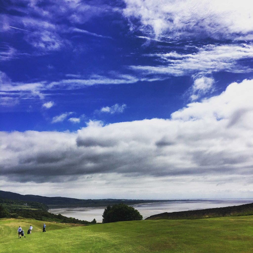 Golf and health at Colvend GC
