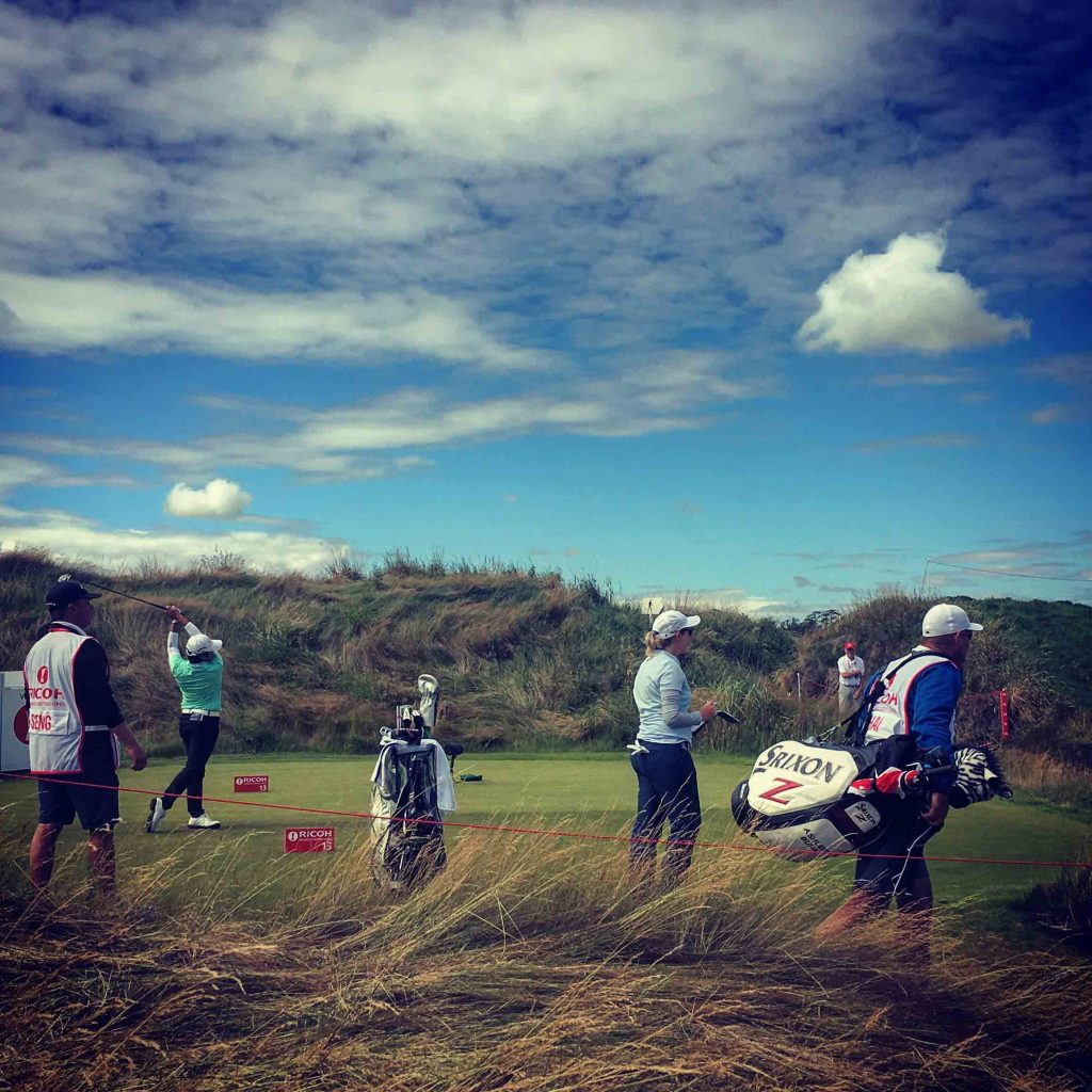 Ricoh Women's British Open at Kingsbarns - Yani Tseng