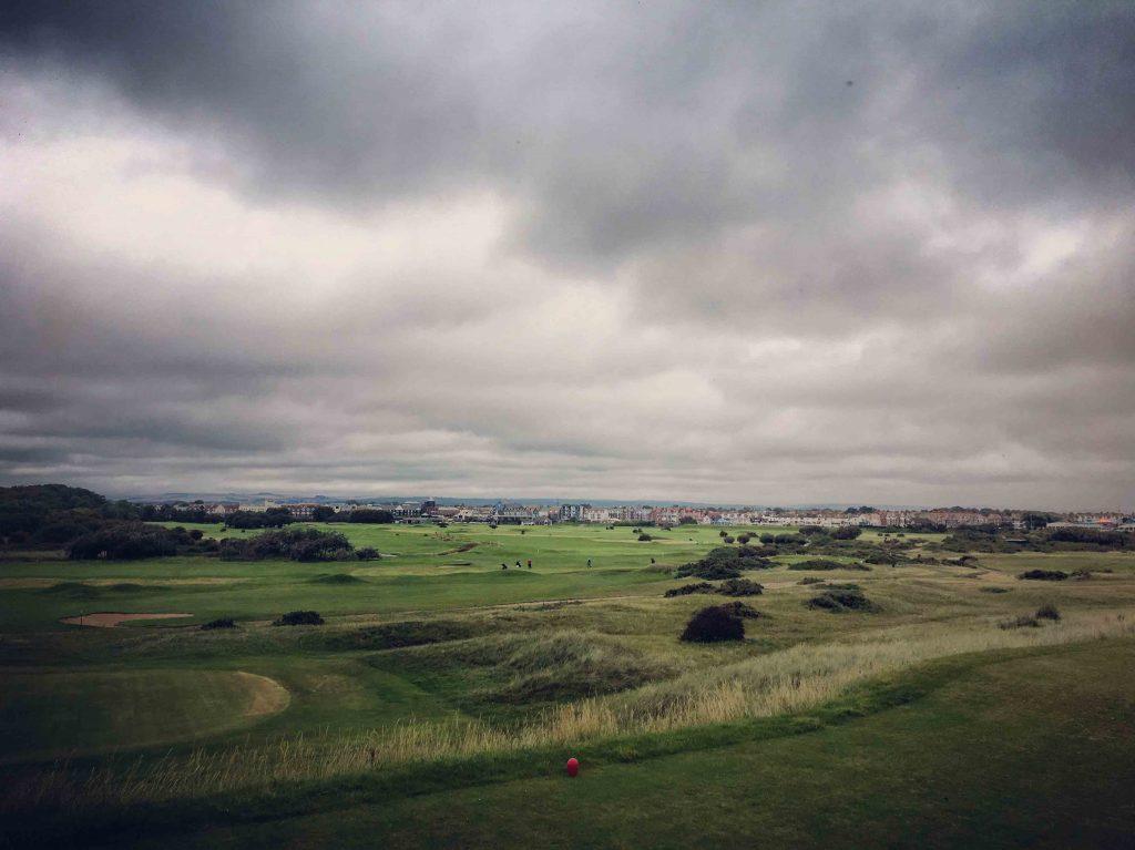 Littlehampton Golf Club - general view