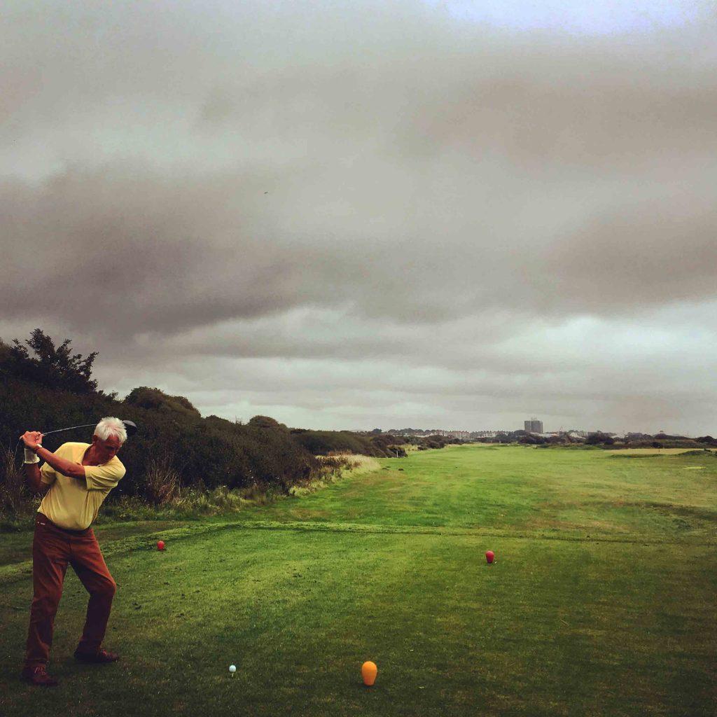 Littlehampton golf club - John