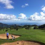Club de golfe de Santo da Serra