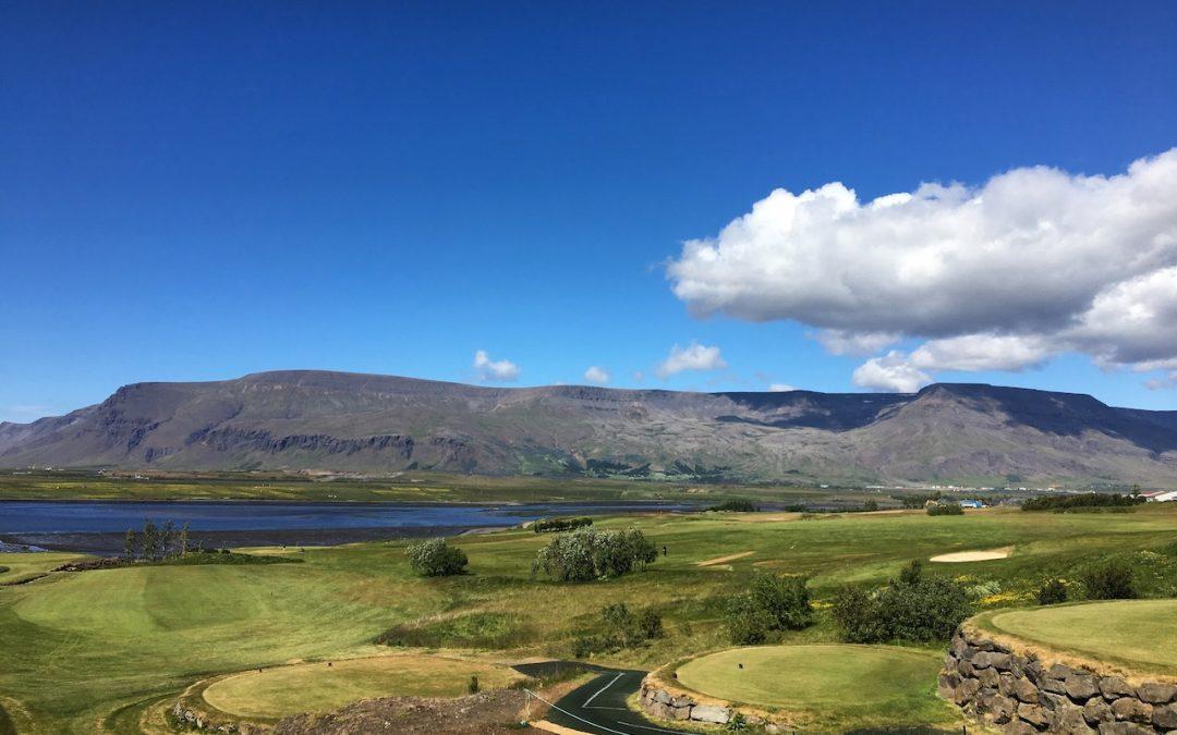 Golfklubbúr Mosfellsbæjar